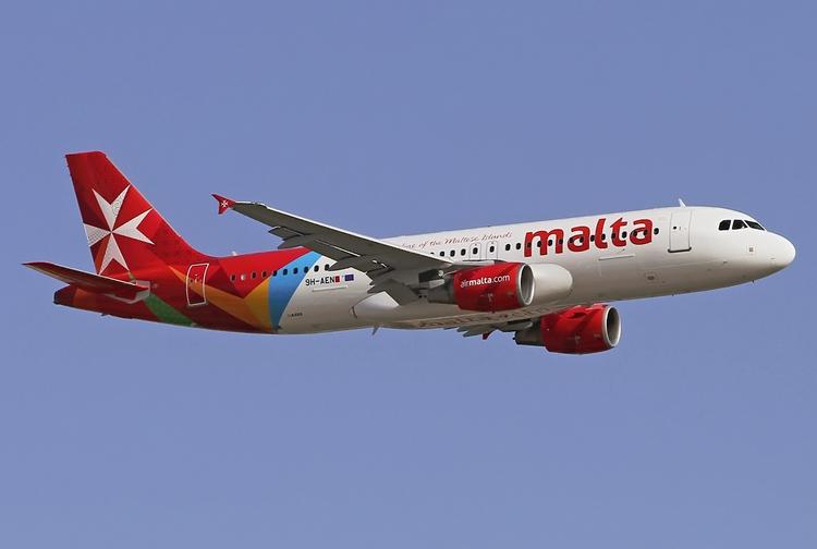 самолеты Air Malta